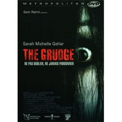 DVD zone 2 the grudge horreur