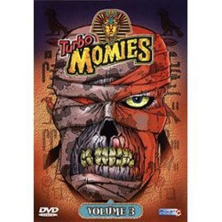 DVD zone 2 Turbo Momies - Volume 3 Collectif