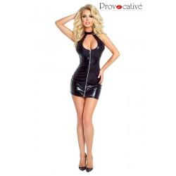 Ensemble femme Sexy dress robe glamour marque PROVOCATRICE TAILLE S/M OU L/XL cadeau st valentin anniversaire neuve