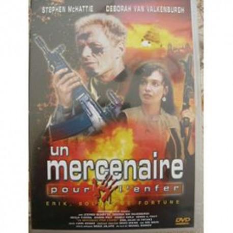 DVD zone 2 Un Mercenaire Pour L'enfer Michael Kennedy