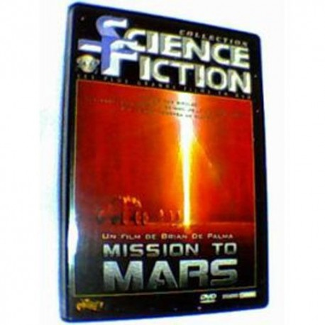 DVD zone 2 Les Plus Grands Films De Science-Fiction Mission To Mars