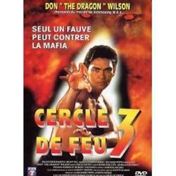 DVD zone 2 LE CERCLE DE FEU 3