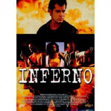 DVD zone 2 Inferno Harley Cokliss