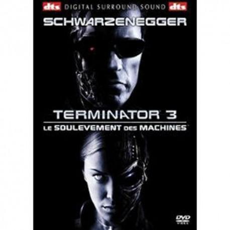 DVD zone 2 terminator 3 : le soulevement des machines