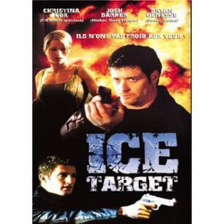 DVD zone 2 ICE TARGET