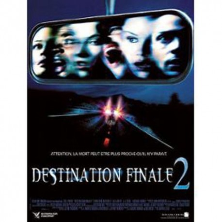 DVD zone 2 DESTINATION FINALE 2
