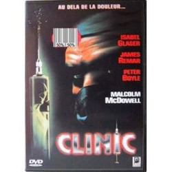DVD zone 2 Clinic Classification : Horreur Carl Schenkel collection occasion