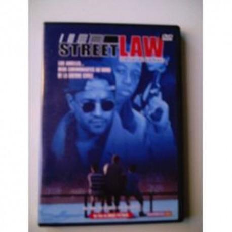 DVD zone 2 Street Law ( La Loi De La Rue ) Bruce Pittman