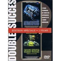 DOUBLE DVD zone 2 METAMORPHOSIS + SOLDAT CYBORG
