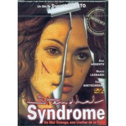 DVD zone 2 stendhal syndrome Classification : Horreur collection occasion