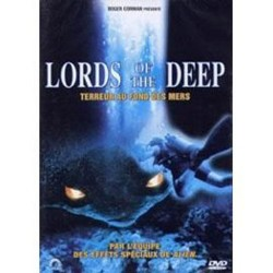 DVD zone 2 Terreur Au Fond Des Mers - Lords Of The Deep Roger Corman
