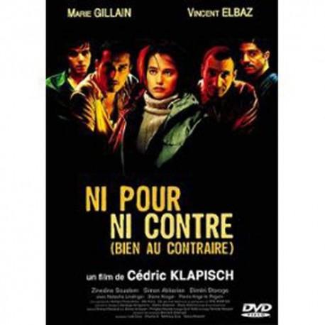 DVD zone 2 Ni Pour Ni Contre (Bien Au Contraire) Cédric Klapisch