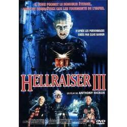 DVD zone 2 Hellraiser III Anthony Hickox