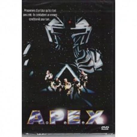 DVD zone 2 A.P.E.X. Phillip J. Roth