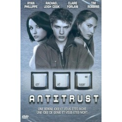 DVD zone 2 Antitrust Peter Howitt collection occasion