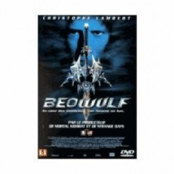 DVD zone 2 Beowulf Graham Baker