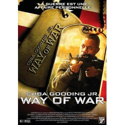 DVD zone 2 Way Of War de John Carter