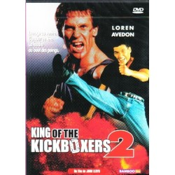 DVD zone 2 King of the kickboxers 2