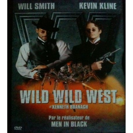 DVD zone 2 Wild Wild West Barry Sonnenfeld Will Smith