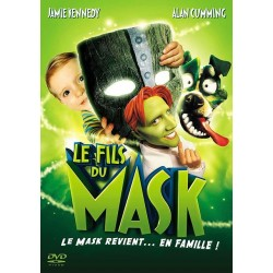 DVD zone 2 Le Fils du Mask Lawrence Guterman
