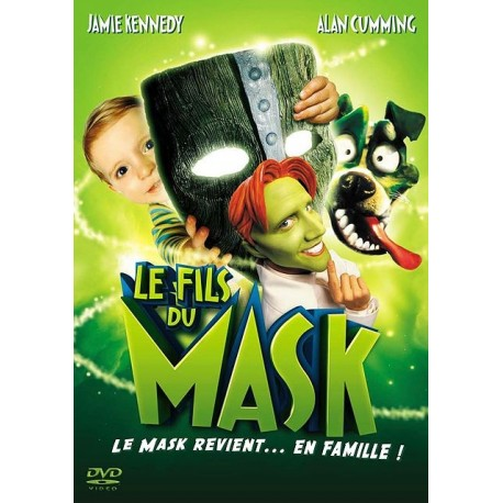 DVD zone 2 Le Fils du Mask Lawrence Guterman