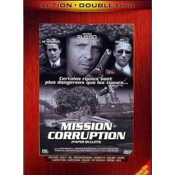 Double DVD zone 2 Mission corruption & The tormentors Classification : Action Borris Eagle collection occasion