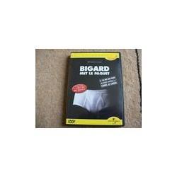 DVD zone 2 Bigard, Jean-Marie - Met Le Paquet -Jean-Louis Cap neuf sous blister