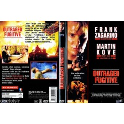 DVD zone 2 Outraged Fugitive Robert Anthony collection occasion