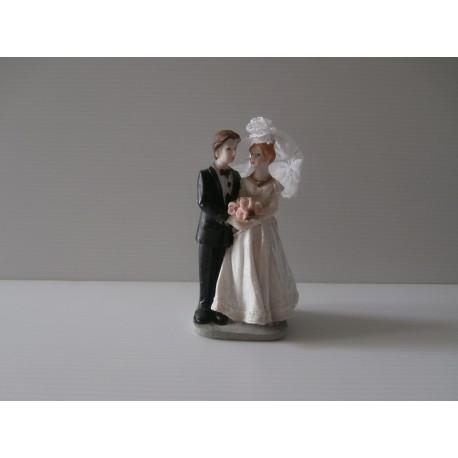 Figurine de jeunes mariés - Neuf - Version 3