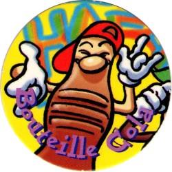 Caps pog haribo publicitaire bonbons bouteille cola collection occasion