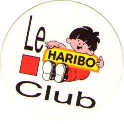 Caps pog haribo publicitaire bonbons 21 le club haribo collection occasion