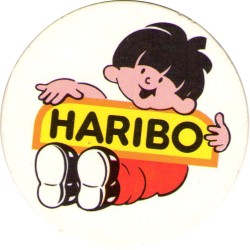 Collection caps pog haribo publicitaire bonbons 01 haribo occasion