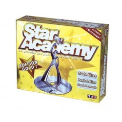JEUX SOCIETE Star Academy edition Gold