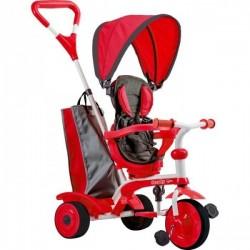 Tricycle convertible évolutif bébé enfant a partir de 10 mois jeux plein air idée cadeau anniversaire noel neuf