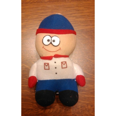 Peluche doudou South Park. Dimensions: 16x10 cm.