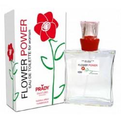 Eau de toilette Flower power - Prady - Parfum générique - 100 ml - femme cadeau anniversaire neuf