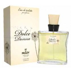 Eau de toilette Dolce Donna - Prady - Parfum générique - 100 ml - femme cadeau anniversaire neuf
