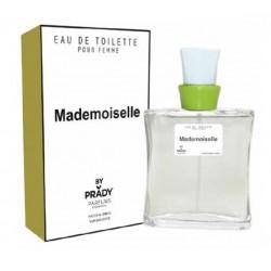 Eau de toilette Mademoiselle - Prady - Parfum générique - 100 ml - femme cadeau anniversaire neuf
