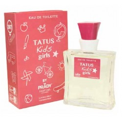 Eau de toilette Tatus Girls - Prady - Parfum générique - 100 ml - enfant fille cadeau anniversaire neuf