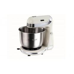 Robot pâtissier multifonction beige Electroménager cuisine ustensile idée cadeau anniversaire noel neuf