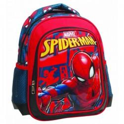 Sac à dos Spider-man 31cm qualité supérieure cartable rentrée scolaire maternelle enfant neuf