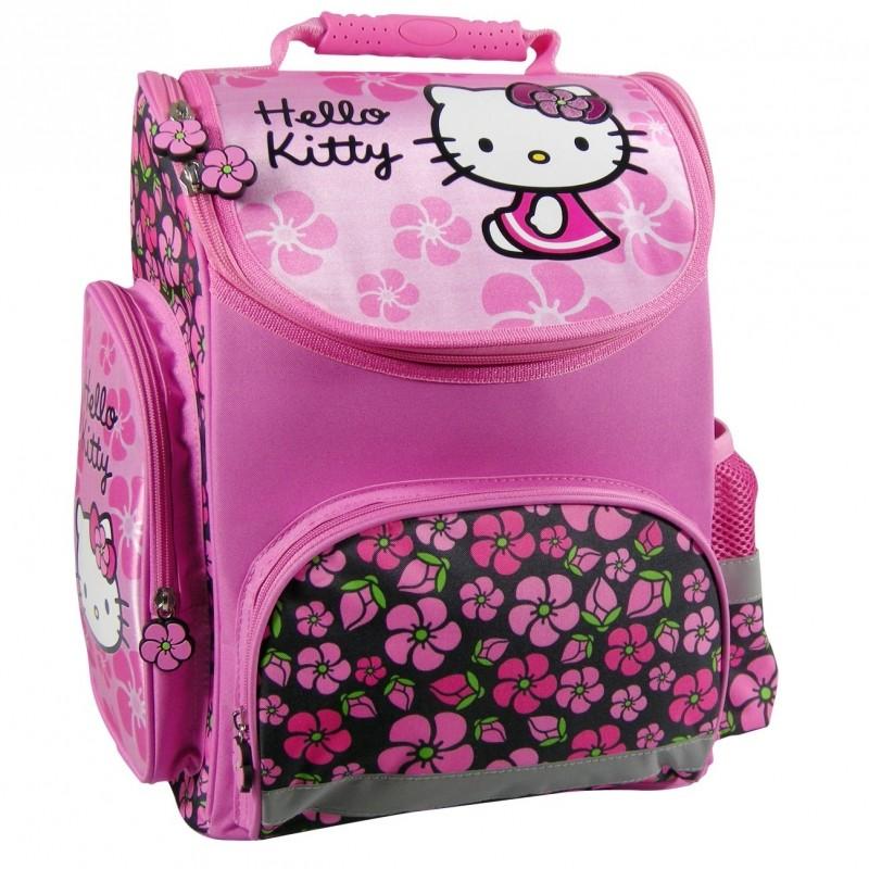 Sac à Dos Hello Kitty 38 Cm Qualité Supérieure Cartable Rentrée