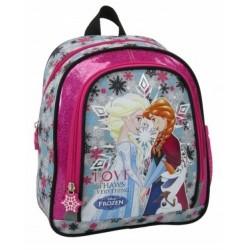 Sac à Dos La Reine des Neiges Sac à dos Frozen 25 cm qualité supérieure cartable rentrée scolaire maternelle enfant fille neuf
