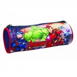 Trousse Avengers garçon fourniture scolaire licence officielle Marvel cartable école enfant neuve