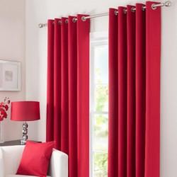 Rideau Isolant thermique Rouge 140x240 cm décoration fenêtre de maison neuf