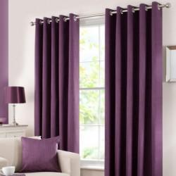 Rideau Isolant thermique Violet 140x240 cm décoration fenêtre de maison neuf