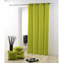 Rideau Isolant thermique Vert anis 140x240 cm décoration fenêtre de maison neuf