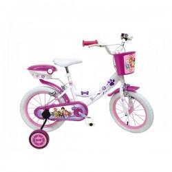 Vélo 14 Pouce Pat Patrouille Skye Mondoenfant 5/7 ans anniversaire cadeau plein air fille neuf