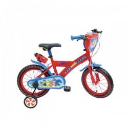 Vélo 14 Pouce Pat Patrouille Mondo enfant 5/7 ans anniversaire cadeau plein air garçon neuf