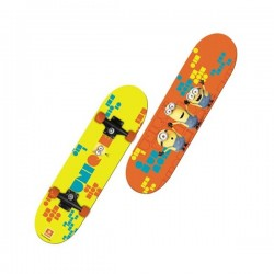 Skateboard Minions jouet Plein air idée cadeau anniversaire noel neuf